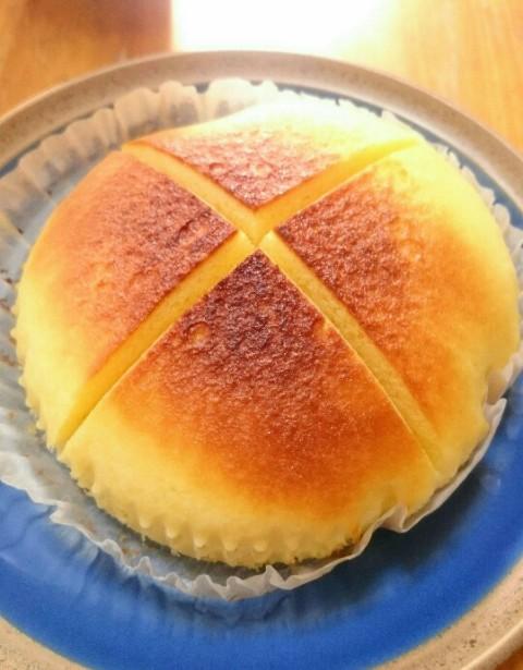 たまご蒸しパンの簡単アレンジで幸せになれるらしい