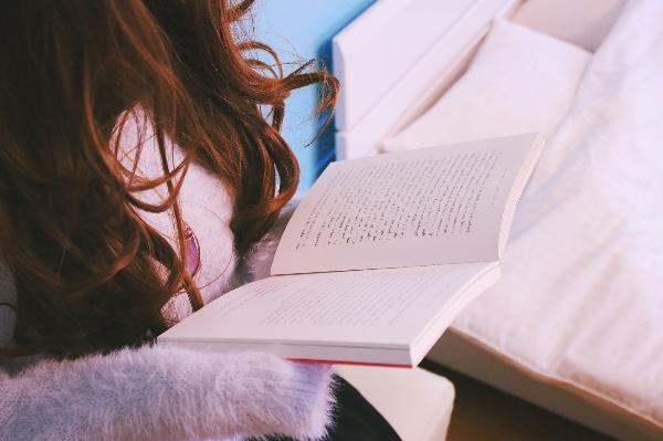 たまには読書でもして心に栄養を♪